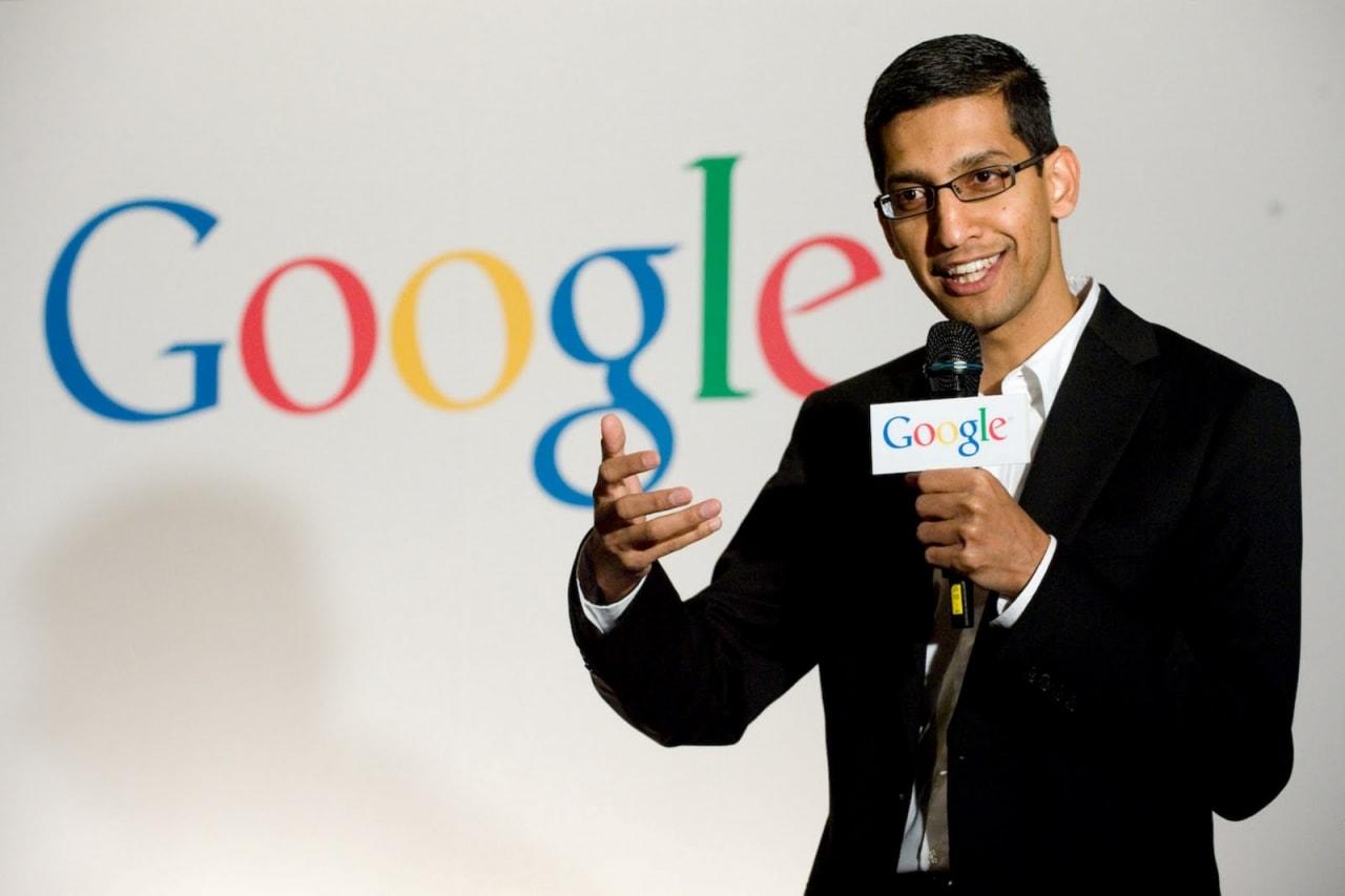 Hành trình trở thành CEO Google của cậu bé nghèo dám biết ước mơ