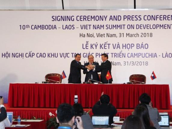 Xây dựng khu vực Mekong phát triển bền vững
