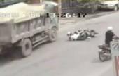 Vụ tài xế xe tải đánh lái cứu 2 cô gái dưới góc nhìn pháp lý
