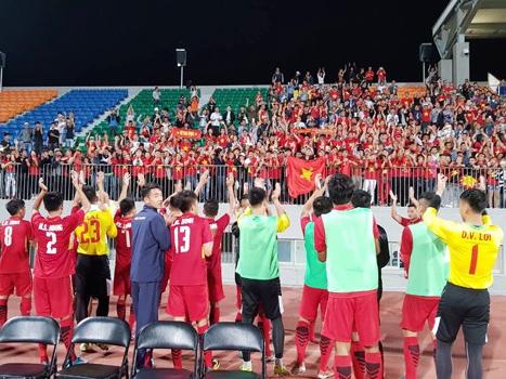 U19 Việt Nam với kỳ vọng giành tấm vé tham dự U20 World Cup