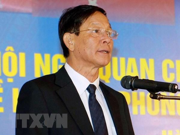 Công an Phú Thọ bắt tạm giam nguyên Trung tướng Phan Văn Vĩnh