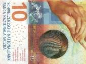10 franc Thụy Sĩ được bình chọn là tờ tiền giấy đẹp nhất thế giới