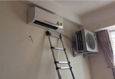 """Lắp đặt sai máy lạnh: """"Nóng mặt"""" vì tiền điện"""