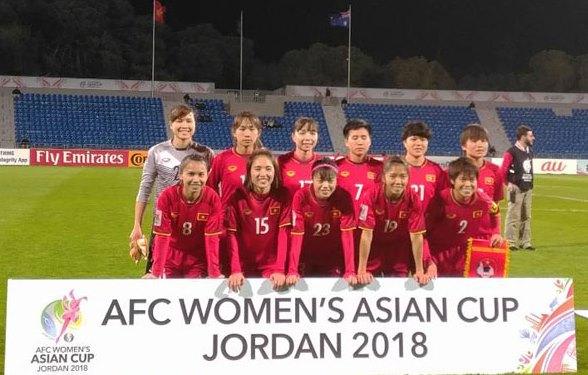 Đội tuyển nữ Việt Nam còn cơ hội dự World Cup 2019?