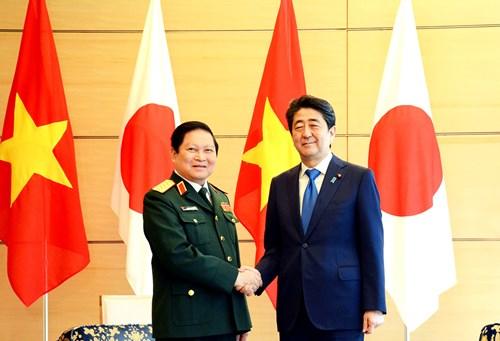 Nhật Bản hết sức coi trọng quan hệ với Việt Nam