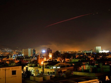 Vụ tấn công Syria: Nga quy trách nhiệm cho truyền thông phương Tây