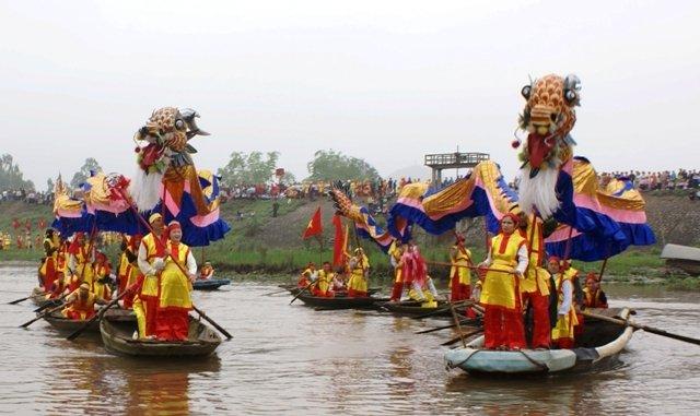 Lễ hội kỷ niệm Ngày Đinh Bộ Lĩnh lên ngôi Hoàng đế tăng thêm một ngày