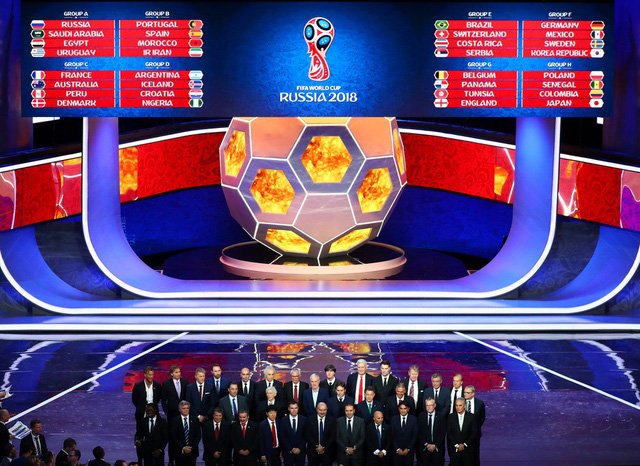 Bản quyền truyền hình World Cup 2018: Chưa chốt vì giá cao
