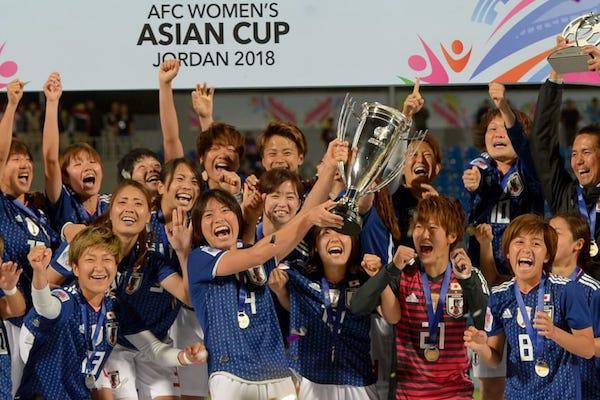 Australia đau đớn nhìn nữ Nhật Bản vô địch Asian Cup nữ 2018