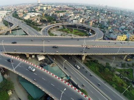 Hà Nội chi hơn 9.400 tỷ làm đường trên cao từ Vĩnh Tuy đến Ngã tư Sở