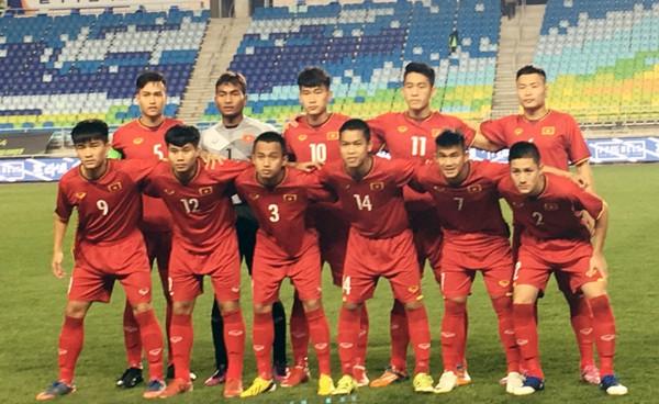 U19 Việt Nam suýt gây sốc trước chủ nhà U19 Hàn Quốc