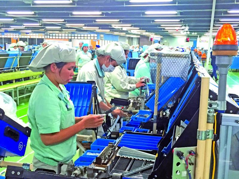Công nhân KCN-CX Hà Nội kỳ vọng hướng về Đại hội