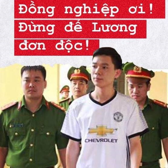 Bác sĩ Hoàng Công Lương trước ngày ra toà