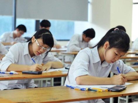 Đề thi THPT quốc gia có câu hỏi liên quan thí nghiệm, thực hành
