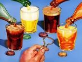 Sai lầm khi uống bia chung với nước ngọt