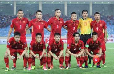 Đội tuyển Việt Nam được đá trận thứ 2 và thứ 4 trên sân nhà