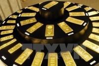 Giá vàng hôm nay 3/4: USD vững giá, vàng tiếp tục lao dốc