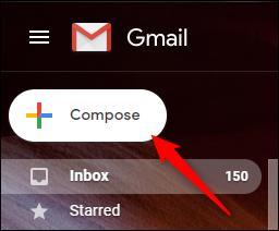 Cách chèn liên kết vào ảnh khi soạn thảo Gmail