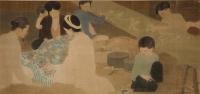 Ba bức tranh Việt bán hơn 22 tỉ đồng