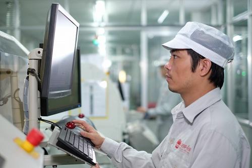 Hướng tới xây dựng đội ngũ công nhân kỹ thuật cao