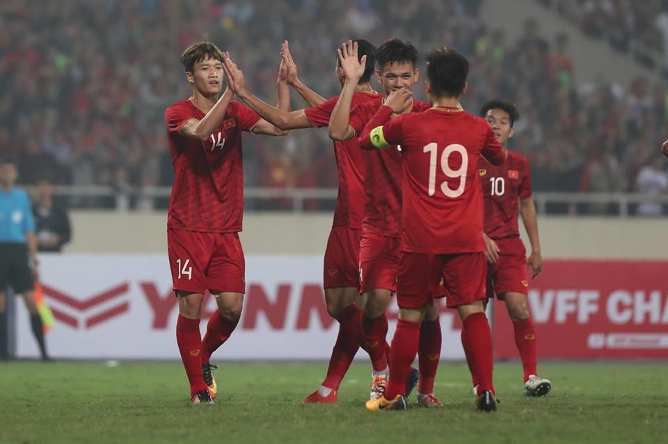 U22 Việt Nam lên nhóm hạt giống số 2 tại SEA Games 30