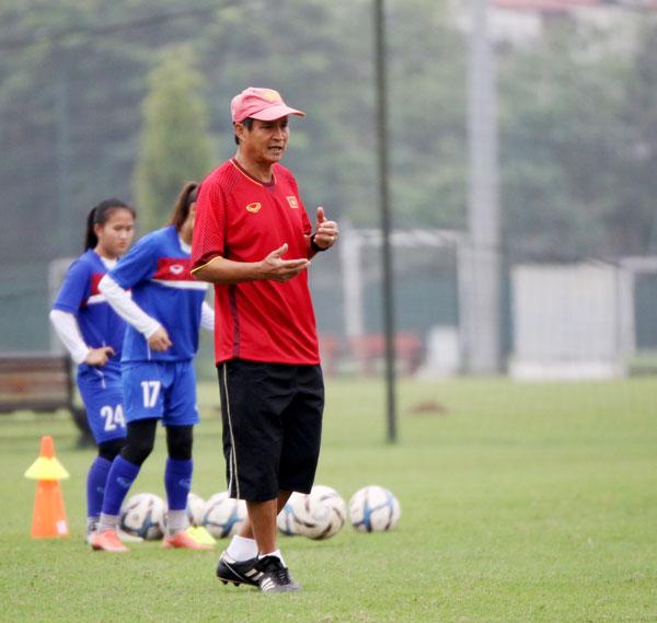 U19 nữ Việt Nam sẵn sàng tham dự vòng loại 2 U19 nữ châu Á 2019