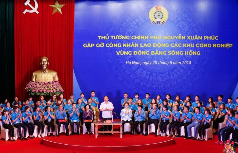 Công đoàn Việt Nam: Đồng hành vì việc làm, đời sống của người lao động