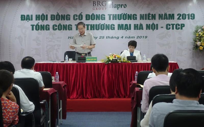 Đại hội đồng cổ đông thường niên năm 2019 của Tổng công ty Thương mại Hà Nội – CTCP