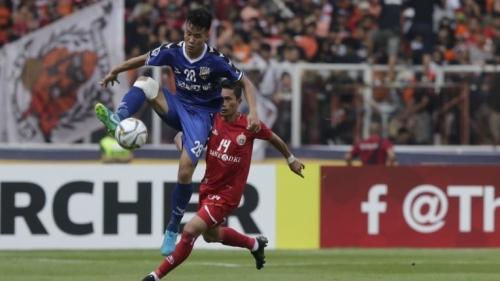 Bình Dương quyết thắng Persija Jakarta để đi tiếp ở AFC Cup
