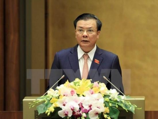 Bộ Chính trị phân công ông Đinh Tiến Dũng làm Bí thư Thành ủy Hà Nội