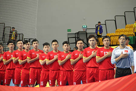 Futsal Việt Nam có thể đụng Brazil hoặc Tây Ban Nha tại World Cup 2016