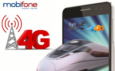 MobiFone thử nghiệm thành công công nghệ 4G