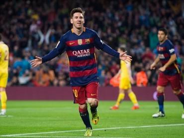 """Messi là tiền đạo """"đáng sợ"""" nhất mùa giải 2015/16"""