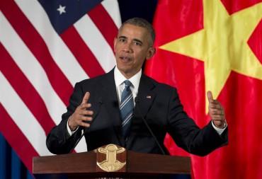 Tổng thống Obama: Lẽ ra tôi nên thăm Việt Nam sớm hơn