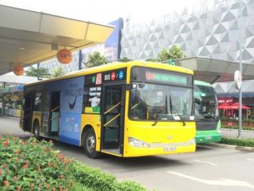 Một xe buýt 'kiếm' hơn 80 triệu đồng tiền quảng cáo mỗi năm