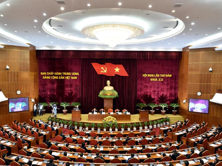 Ban Chấp hành Trung ương biểu quyết kỷ luật đồng chí Đinh La Thăng
