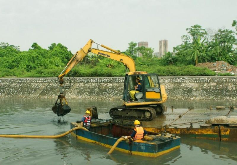 Hà Nội vẫn còn 18 điểm úng ngập khi mưa lớn