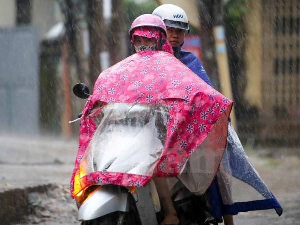 Ngày mai, các tỉnh đồng bằng, trung du Bắc Bộ có mưa to