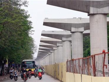 Gần 40 ngàn tỷ cho tuyến metro số 2 đoạn Trần Hưng Đạo - Thượng Đình