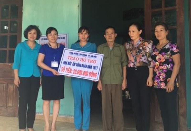 Sôi nổi các hoạt động Tháng Công nhân tại Hà Nội