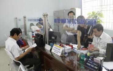 Quận Bắc Từ Liêm: Tăng cường giám sát công tác cải cách TTHC