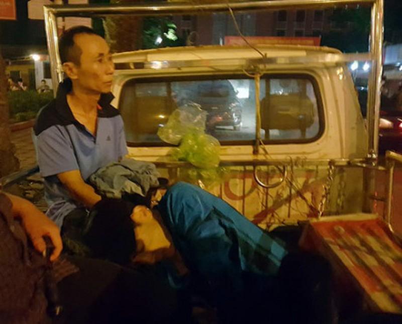 Hà Nội: Cảnh sát phát hiện 2 đối tượng giấu cả bọc ma túy trong áo