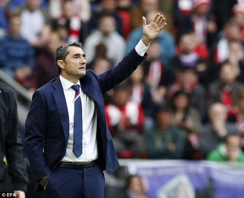 Ai sẽ là tân HLV trưởng Barcelona?