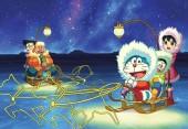 Doraemon thám hiểm Nam Cực: Món quà 1/6 dễ thương cho trẻ em