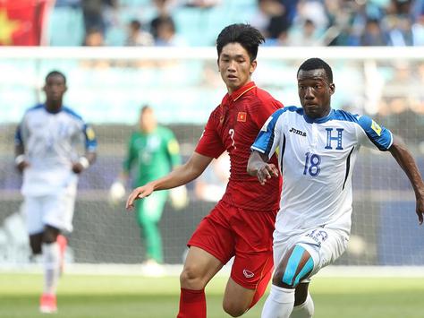 Bóng đá Việt Nam và khoảng cách lớn với trình độ World Cup