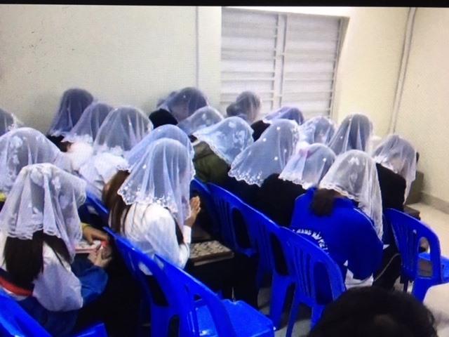 Cô gái kể về những ngày tham gia 'Hội thánh Đức chúa trời mẹ'