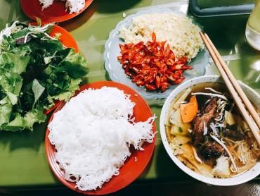 Những quán ăn có thâm niên 20 năm của khách sành ăn đất Hà thành