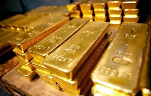 Giá vàng trong nước tăng mạnh theo giá thế giới