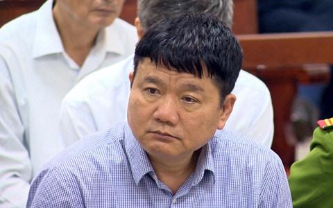 Hôm nay (14/5) tuyên án phúc thẩm ông Đinh La Thăng