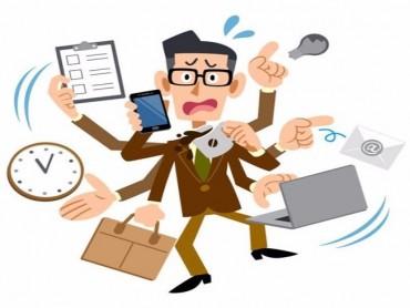 6 mẹo để giữ sức khỏe ngay cả khi bạn bận rộn